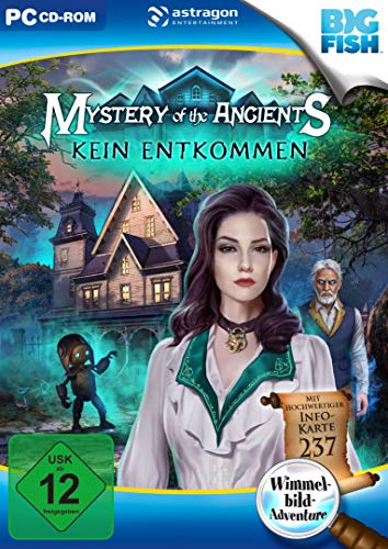 Mystery of the Ancients: Kein Entkommen - PC [