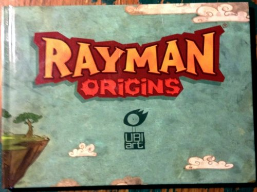 The Art of Rayman Origins Book