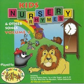 Kids Nursery Rhymes (Volume 2)