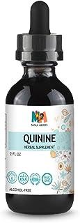 Quinine Tincture Alcohol-Free Liquid Extract, Quinine Bark (Cinchona officinalis) (2 FL OZ)