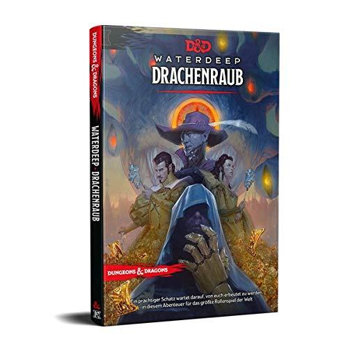 D&D: Waterdeep: Drachenraub (Dungeons and Dragons Abenteuer)