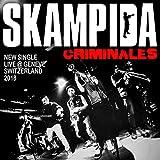Criminales (Zombie Policers) [En Vivo Ginebra, Suiza 2018]