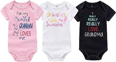 Rixin Infant Boy Girl Bodysuit Romper Outfit Jumpsuit Shirt Clothing