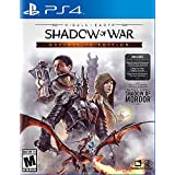 Middle Earth: Shadow of War - Definitive Edition (輸入版:北米) - PS4