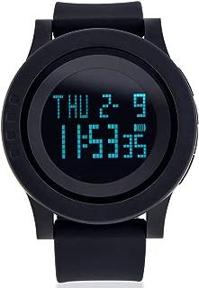 Digital Waterproof Sports Watch Electronic Military LED Sport Running Watch Multifunction Wrist Stopwatch