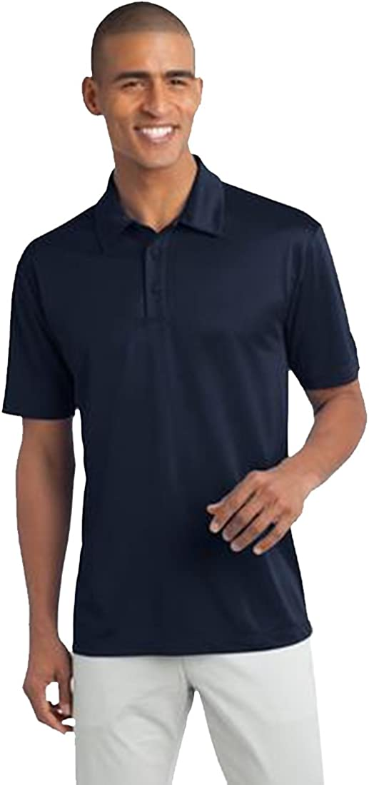 Port Authority Men's Silk Touch Performance Polo