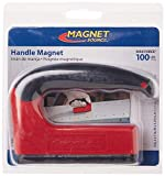 Master Magnetics Strong Magnet | Powerful Magnet with Ergonomic Handle | 100 lb Pull Force | 07501