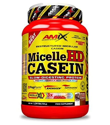 Amix Micelle Hd Casein 700 Gr Doble-Chocolate 0.7 700 g