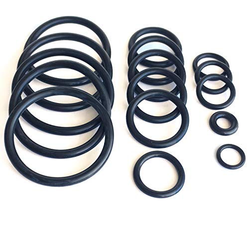 Cooling system radiator hose O ring set For BMW e46 M43 engine 316i, 318i, 318Ci 1.6L 1.9L (4 Cylinders)