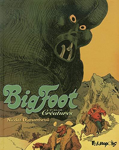 Big Foot (Tome 3-Créatures)