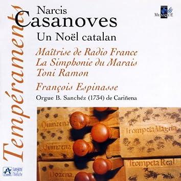 Casanoves: Un Noël catalan (Orgue B. Sanchéz de Cariñena, Aragon)