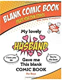 Blank comic book - My lovely Husband gave me this