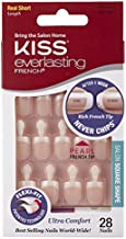 Kiss Products Everlasting French Nail Kit, String of Pearls, 0.07 Pound