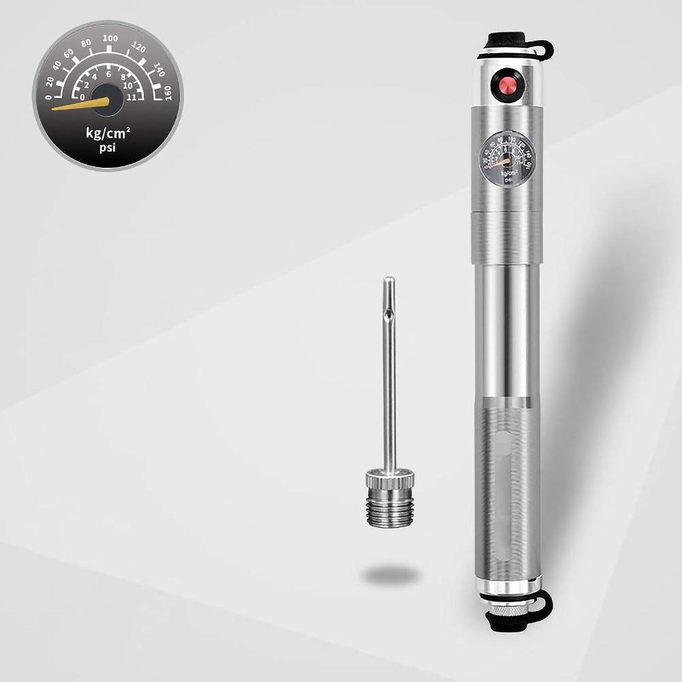 一過性反対に黄ばむゲージ信頼性のあるハンドエアーポンプ対応シュレーダープレスタ自転車タイヤポンプ付きミニバイクポンプ - 軽量&パワフル (Color : Suit 7)