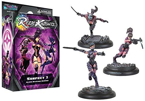 Relic Knights: Dark Space Calamity: Suspect 7