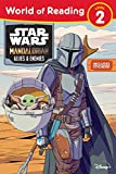Star Wars: The Mandalorian: Allies & Enemies Level 2 Reader (World of Reading)