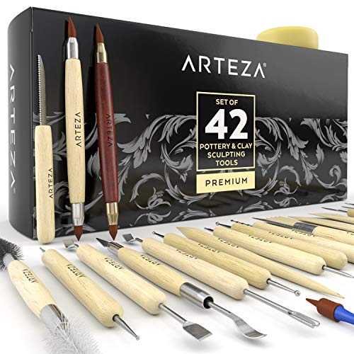 Arteza Pottery & Polymer Clay Tools