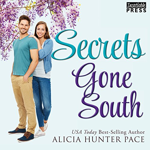 Secrets Gone South audiobook cover art