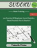 Sudoku: Brain Training Vol. 1: 500 Puzzles Of...