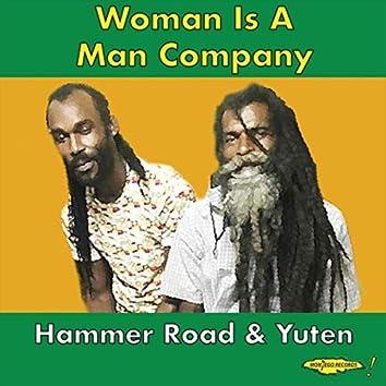 Woman Is a Man Company