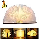 Buchlampe Faltbar