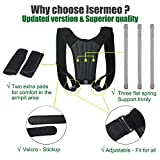 Zoom IMG-1 isermeo postura schiena correttore fascia