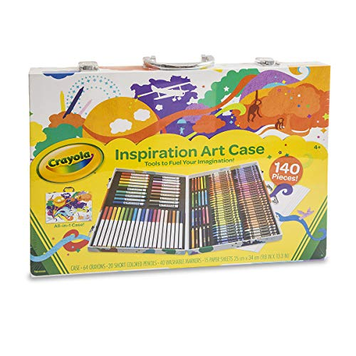 Crayola Inspiration Art Case, Multicolor