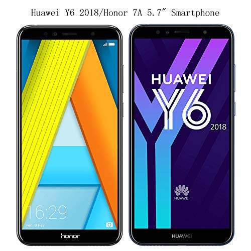 MOBESV Funda para Huawei Y6 2018, Funda Libro Honor 7A, Funda ...