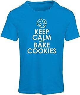 lepni.me Women's T-Shirt Christmas Holiday Baking Shirt, Cookies for Santa