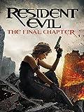 Resident Evil: The Final Chapter (4K UHD)