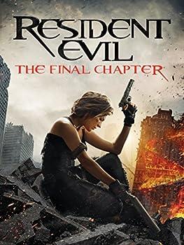 Resident Evil  The Final Chapter  4K UHD