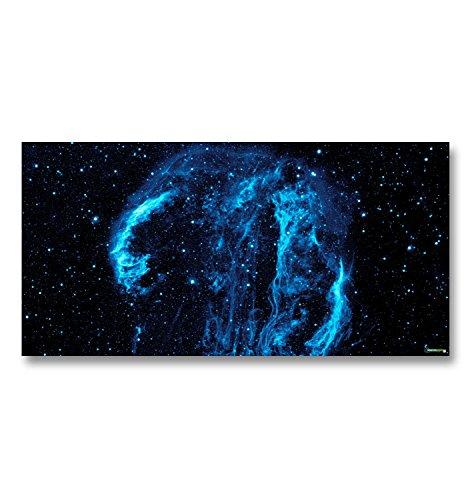 Blue Nebula Spielmatte