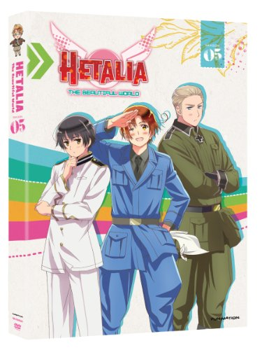 Hetalia: The Beautiful World (Season 5)