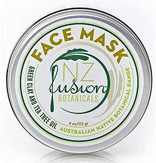 Australian Green Clay and Tea Tree Oil Face Mask