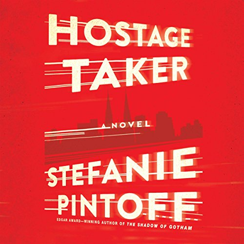 Hostage Taker audiobook cover art