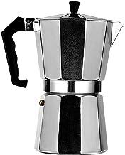 Koffiepot Koffiemachine Moka-koffie doordringt de pot Koffiepot Koffiepot Koffiepot