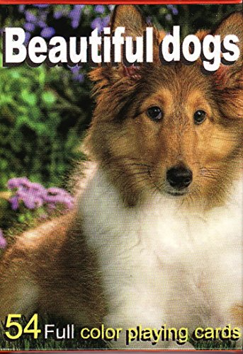 Playing Cards: Beautiful Dogs