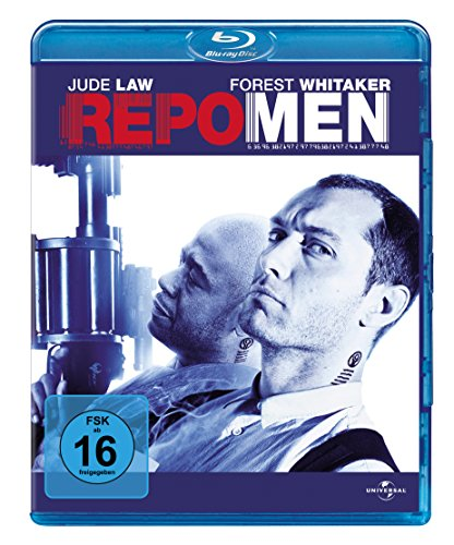 Repo Men (Unrated Version) [Blu-ray]