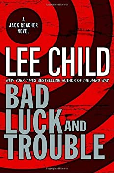 Bad Luck and Trouble by Child Lee [Delacorte Press,2007]  Hardcover