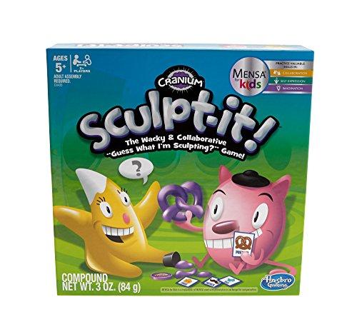 Cranium Sculpt-It Game