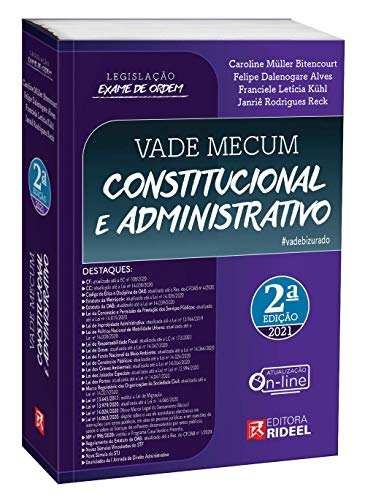 Vade Mecum Constitucional e Administrativo - Ceisc - Rideel