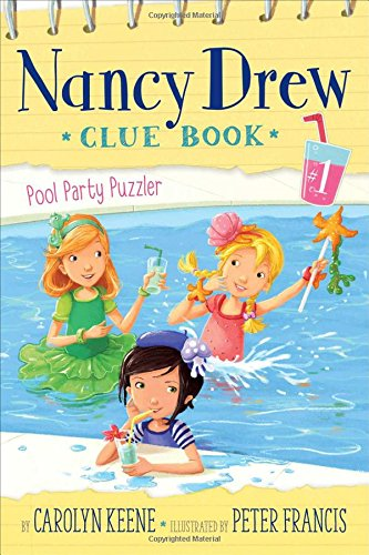 Pool Party Puzzler (Volume 1) (Nancy Drew Clue Book, Band 1)