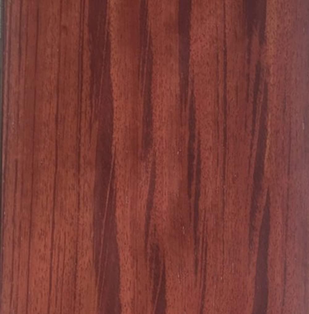 Aibote Natural Red Rosewood Wood Veneer Sheet(18x250cm) Furnitur