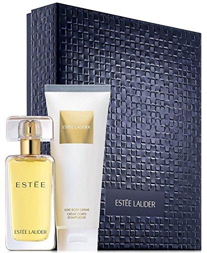 Estee Lauder All‑Over Luxuries 2 Piece Gift Set Super EDP 1.7 oz. & Luxe Body Creame 3.4 oz.