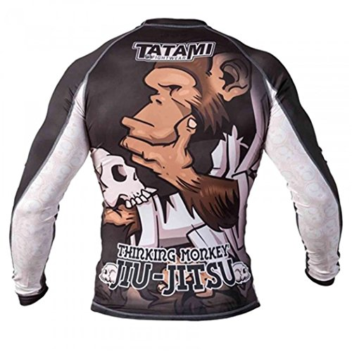 Tatami Fighting rash guard bjj