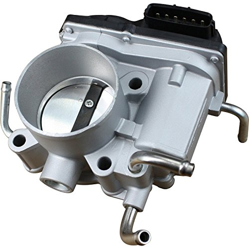 AIP Electronics Premium Complete Throttle Body Assembly TB Compatible Replacement For 2002-2005 Toyota Camry 2.4L 2AZFE Oem Fit TB37 BUILT IN JAPAN MODELS ONLY