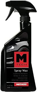 Mothers 22224 M-Tech Spray Wax, 24 fl. oz.