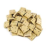 BIOZOO - Biscuits burguer pour chien - 2 sacs de 500 gr