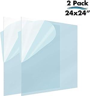 Amazon com: acrylic sheet - Sheet Protectors, Card & Photo