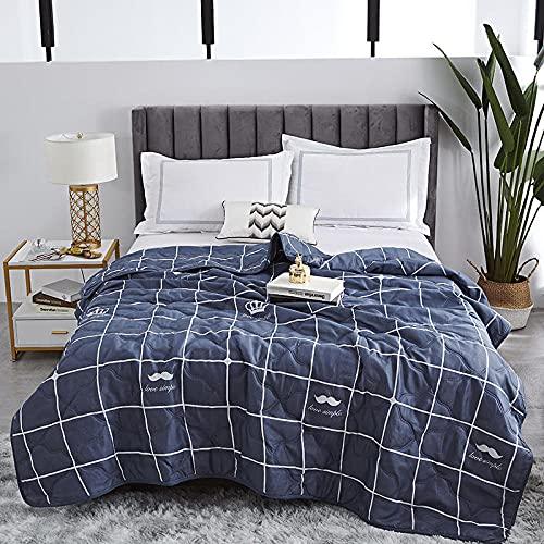 Coperta morbida - tante dimensioni e colori diversi - coperta in microfibra da soggiorno copriletto copri divano - vello in microfibra di flanella -1._200 * 230 cm.